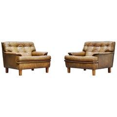 Arne Norell Merkur Lounge Chairs AB, Sweden, 1960