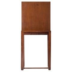 Art Deco Mahogany Secrétaire Cabinet