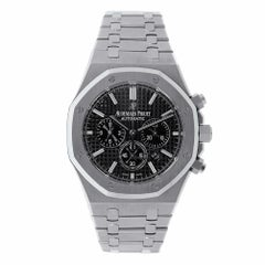 Audemars Piguet Royal Oak Chronograph Steel Black Dial 26320ST.OO.1220ST.01