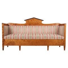 Austro-German 19th Century Biedermeier Sofa