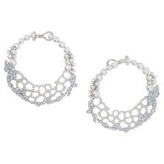 Autore South Sea Pearl Sea Breeze Earrings
