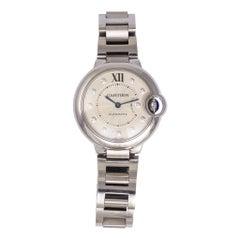 Ballon Bleu de Cartier Diamond Wristwatch