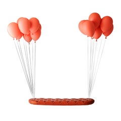 Balloon Bench h220430 Satoshi Itasaka Hanging Bench
