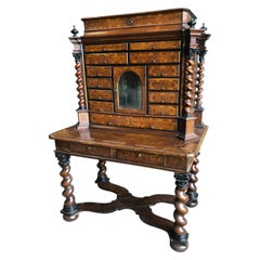 Baroque Tabernacle Cabinet, 18th Century