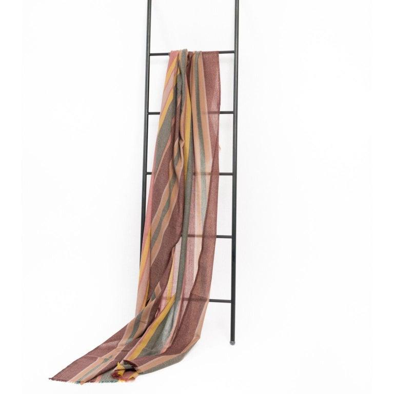 Modern BARQUE Light Weight Merino Throw   For Sale