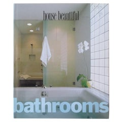 Bathrooms Hardcover Book by House Beautiful