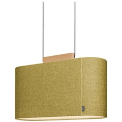 Belmont Pendant Light in Dijon by Pablo Designs