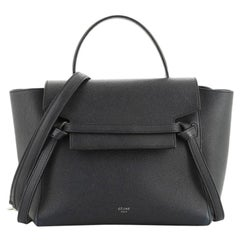 Belt Bag Textured Leather Micro