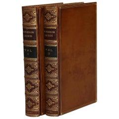 "Books, Daniel Defoe's ""Robinson Crusoe..."""