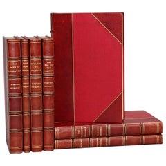 """Books, Sir Winston Spencer Churchill's """"War Speeches"""" First Edition"""