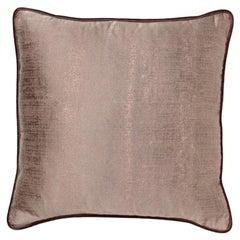 Atlas Pillow in Brown Twill
