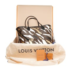Brand New-Sold Out- Louis Vuitton Neverfull Tote League of legends