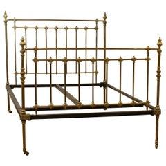 Brass Antique Bed MK191