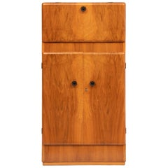 Art Deco Case Pieces and Storage Cabinets