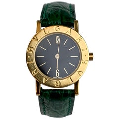 Bvlgari 18 Karat Gold BB 26 GL Watch