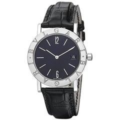 Bvlgari BB 33 SLD Stainless Steel Watch