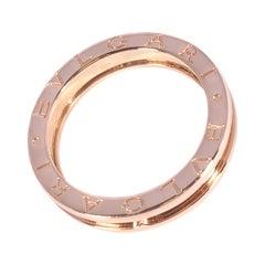 Bvlgari Ring in 18 Karat Rose Gold