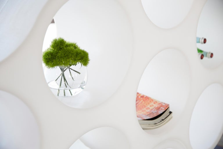 Modern Ronan and Erwan Bouroullec Cloud Two-Sided Bookcase for Cappellini, Quickship  For Sale