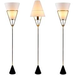 Carl Auböck Vice Versa Floor Lamp