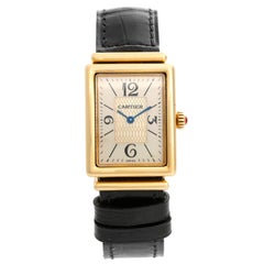Cartier Driver's 18 Karat Yellow Gold Limited Edition Privee Collection
