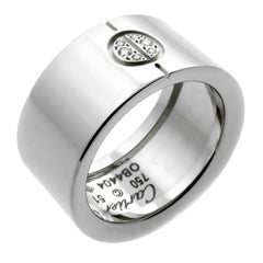 Cartier Love Diamond White Gold Ring