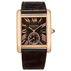 Cartier Tank MC Rose Gold 'W5330002'