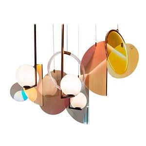 Vera Dieckmann Monumental Light Installation, 2020