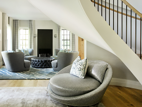 Clean-Lined Wellesley Home