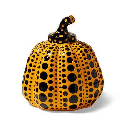 Yayoi Kusama, Pumpkin (Yellow & Black), 2013–20