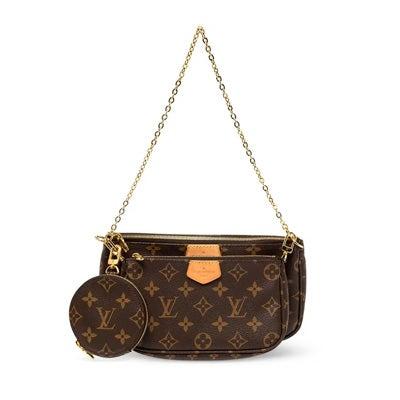 Louis Vuitton Multi Pochette Accessoires Bag, 2010s