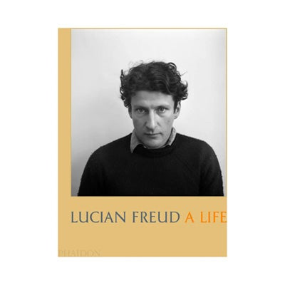 Phaidon, Lucian Freud: A Life, New