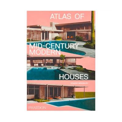 Phaidon, Atlas of Mid-Century Modern Houses, New