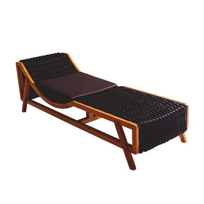 Outdoor Chaise Longues