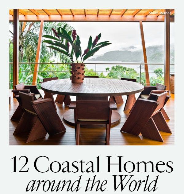 12 Breathtaking Coastal Homes around the World