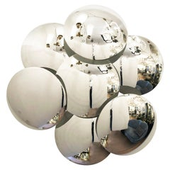 Ceiling or Wall Light by Reggiani, Italy, 1970s