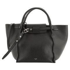 Celine: Big Bag Grained Calfskin Small