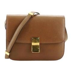 Celine Classic Box Bag Smooth Leather Medium