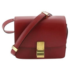 Celine Classic Box Bag Smooth Leather Small