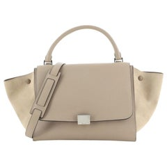 Celine Trapeze Bag Leather Medium