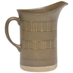 Ceramic Pitcher by Gordon and Jane Martz