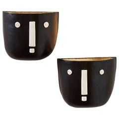 Ceramic Sconces by Dalo