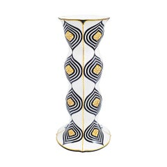 Ceramics Vase Ernst Wahliss Wien Karl Klaus Attributes to Serapis-Fayence