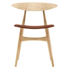 CH33P Dining Chair in Oak Lacquer by Hans J. Wegner