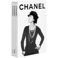 """""""Chanel 3-Book Slipcase"""" Book"""