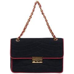 Chanel Jersey Bag