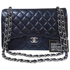 Chanel Jumbo Double Flap Handbag