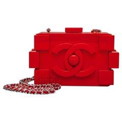 Chanel Légo Clutch Bag