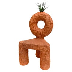 "Chris Wolston Planter Chair ""Guatavita"""