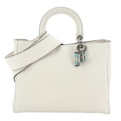 Christian Dior Lady Dior Bag Canyon Grained Lambskin with Mosaic Detail Large