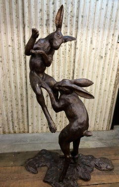 'Under The Moonlight' Garden Sculpture
